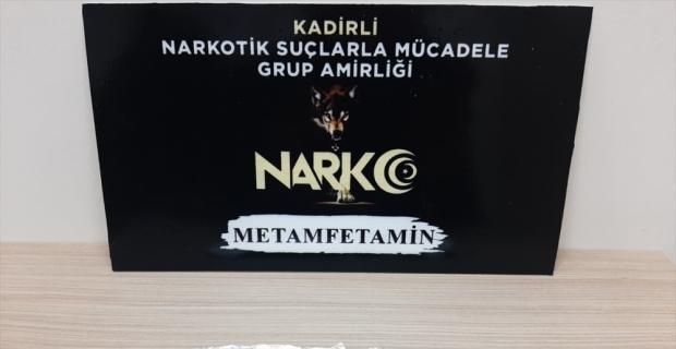 Osmaniye'de uyuşturucu ve tarihi eser operasyonlarında 6 kişi yakalandı