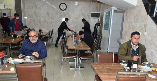 Şanlıurfa, Malatya, Kilis ve Kahramanmaraş'ta kontrollü normalleşme sürecinde işletmeler hizmete açıldı