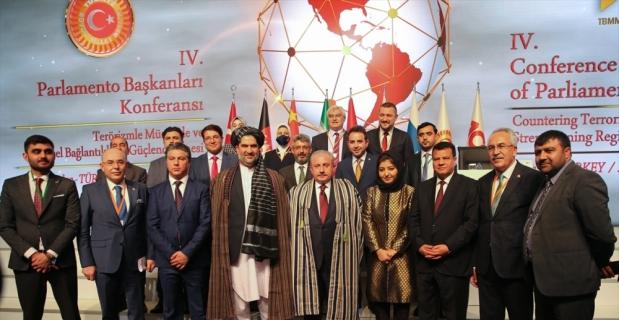 Terörizmle Mücadele ve Bölgesel Bağlantılılığın Güçlendirilmesi 4. Parlamento Başkanları Konferansı