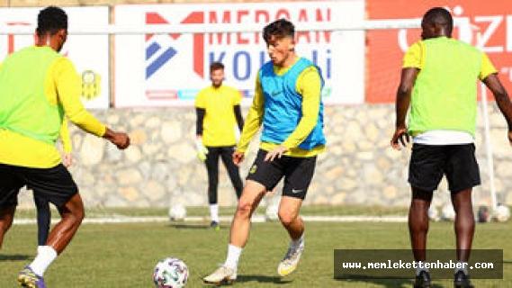 Yeni Malatyaspor, Denizlispor maçının hazırlıklarına başladı