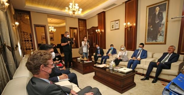 AB Türkiye Delegasyonu Başkanı Büyükelçi Meyer-Landrut'tan, Suriyelilerin sığındığı ülkelere destek açıklaması: