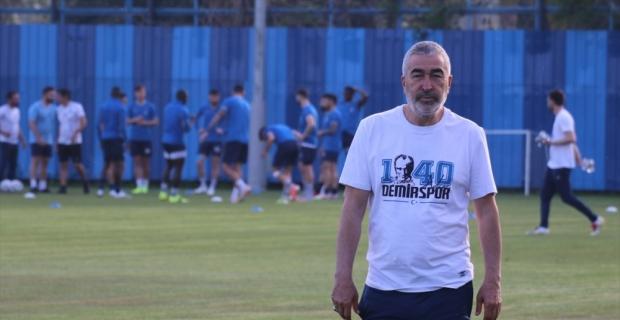 Adana Demirspor maç kazandıkça motive oluyor