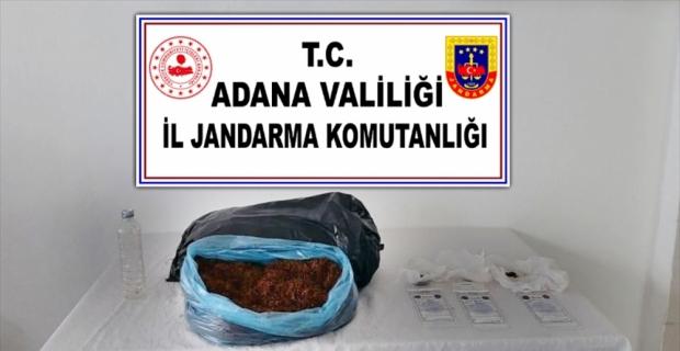 Adana'da uyuşturucu operasyonunda 4 şüpheli gözaltına alındı