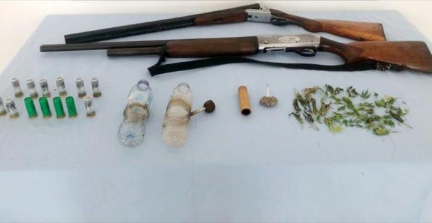 Adana'da uyuşturucu operasyonunda bir zanlı yakalandı