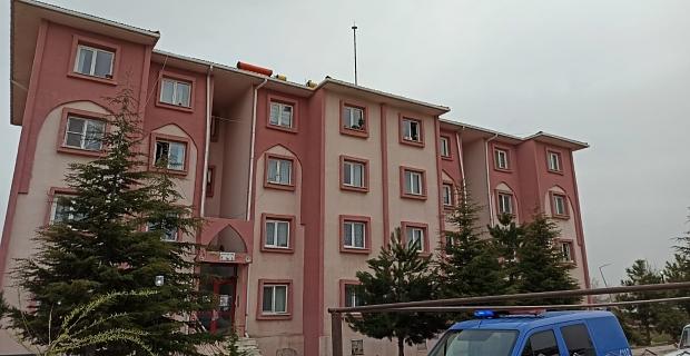 Afşin'de korona virüslü kadının mantı telaşı karantinayla bitti