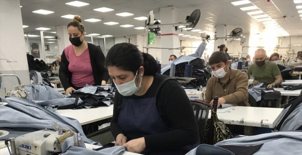 Akdeniz'den ilk çeyrekte 80,4 milyon dolarlık hazır giyim ve konfeksiyon ihracatı yapıldı