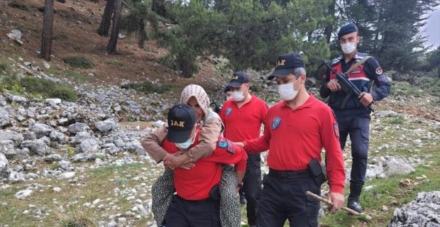 Antalya'da alzaymır hastası 82 yaşındaki kayıp kadın bulundu