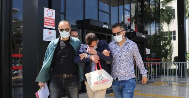 Antalya'da hakkında 18 yıl hapis cezası bulunan hükümlü yakalandı