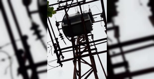 Antalya'nın Serik ilçesinde şebekeye su sağlayan pompaların kablolarının çalınması kesintiye neden oldu
