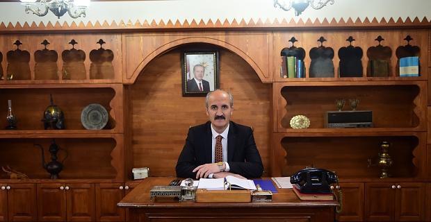 """Başkan Okay, """"Kahramanmaraş'ın İstiklal Madalyalı şehir unvanını gururla taşıyor"""""""