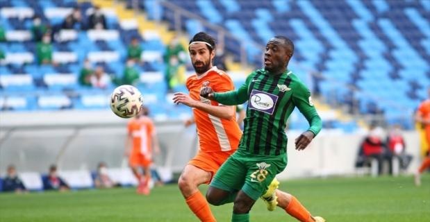 Futbol: TFF 1. Lig Altay: 4 - Adanaspor: 1