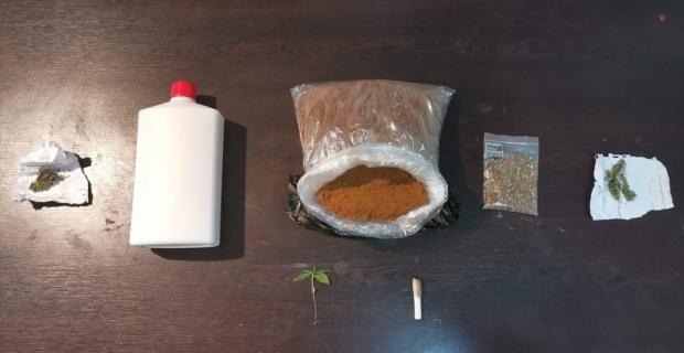 Hatay'da uyuşturucu operasyonunda bir kişi gözaltına alındı