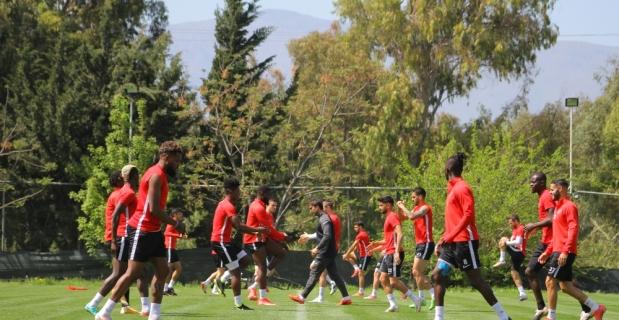 Hatayspor, Trabzonspor maçının hazırlıklarını tamamladı