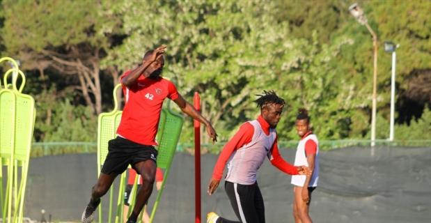 Hatayspor'da Konyaspor maçının hazırlıkları sürüyor
