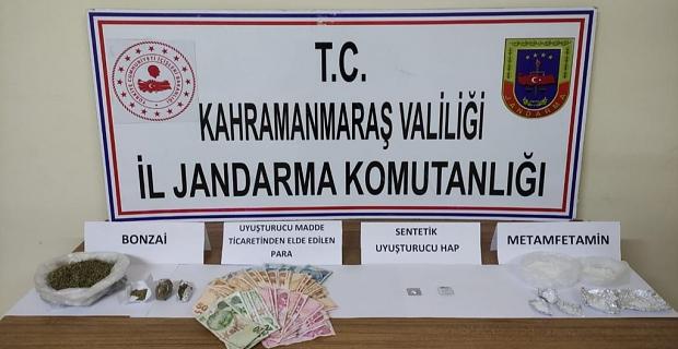 Kahramanmaraş'ta 3 ayda uyuşturucudan 757 kişiye işlem yapıldı