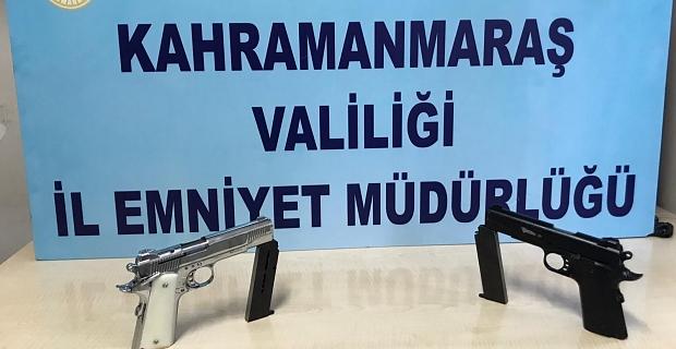 Kahramanmaraş'ta 41 kişi tutuklandı