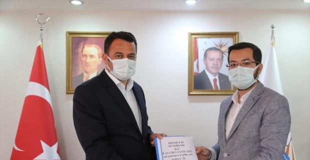 Kaş Belediyesinde toplu iş sözleşmesi imzalandı