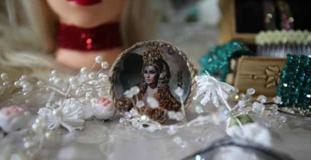 Kleopatra için getirildiğine inanılan kum, Hatay'da kadınların takılarını süslüyor
