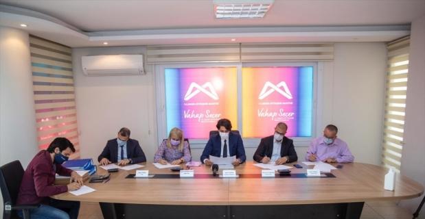 Mersin'in ilk metro projesi için ihale yapıldı