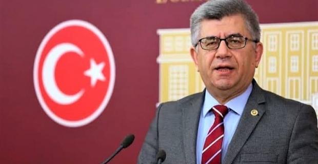 """MHP'li Aycan, """"Sağlık çalışanlarını korumamız lazım"""""""