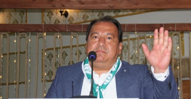Serik Belediyespor Kulübü Başkanı Ali Aksu vefat etti