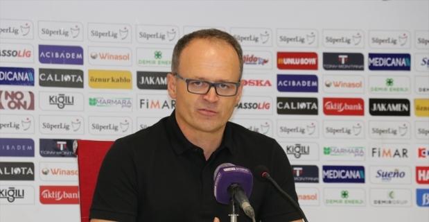 Sivasspor-Yeni Malatyaspor maçının ardından