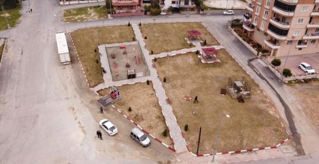 Tarsus'ta Dost Patiler Eğitim ve Oyun Parkı açıldı
