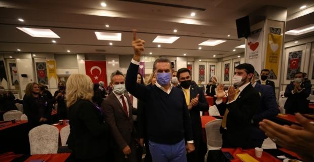 TDP Genel Başkanı Sarıgül, Antalya'da gençler ve kadınlarla buluştu: