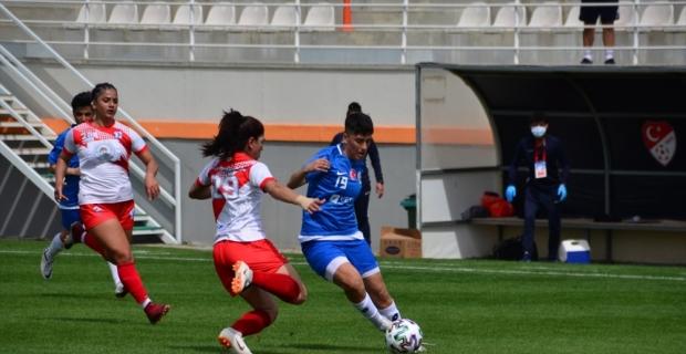 Turkcell Kadınlar Futbol Ligi'nde 2020-2021 sezonu başladı