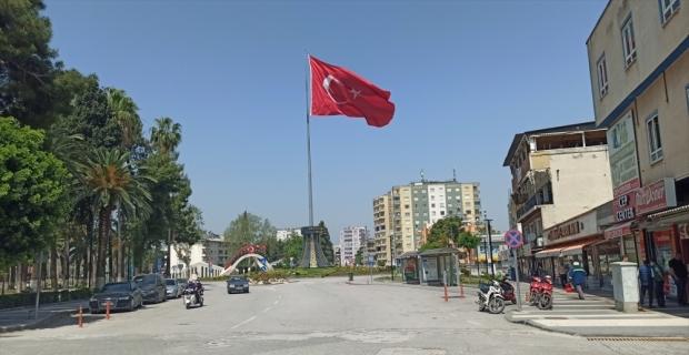 Adana, Mersin, Hatay, Osmaniye'de