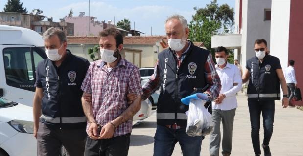 Adana'da tartıştığı kayınbiraderini pompalı tüfekle öldürdüğü öne sürülen zanlı tutuklandı