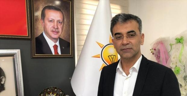 AK Parti Kozan İlçe Başkanı Yusuf Bilgili, İsrail'in Mescid-i Aksa saldırılarını kınadı