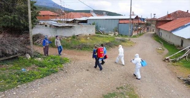 Burdur'da 112 bin 961 doz Kovid-19 aşısı uygulandı