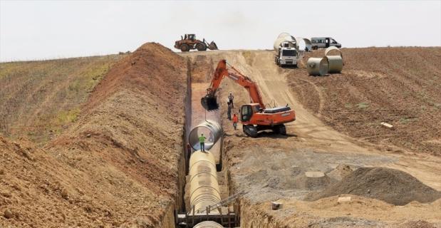DSİ'nin Adana'daki projesiyle, 1 milyon 65 bin 540 dekar tarım arazisi modern sulama sistemine kavuşacak