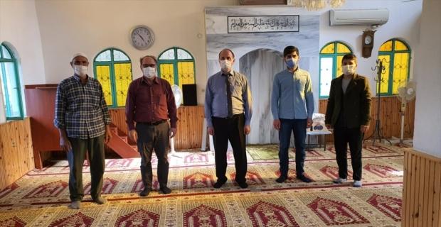 Gülnar Müftüsü Yusuf Kaya'dan göreve başlayan imam hatipleri ziyaret etti