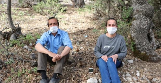 Burdur'da kaybolan otizmli çocuğu arama çalışmaları sürüyor