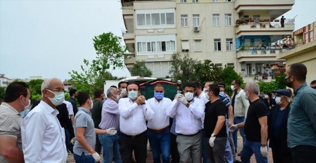 Manavgat Ticaret ve Sanayi Odası Başkanı Ahmet Boztaş, Kovid-19 nedeniyle hayatını kaybetti