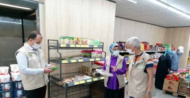 Osmaniye'de Ramazan Bayramı öncesi gıda denetimi yapıldı