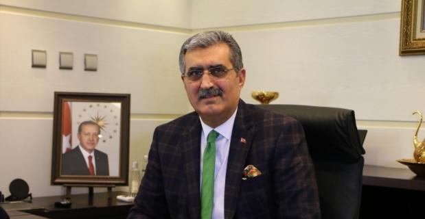 PANKOBİRLİK Genel Başkanı Recep Konuk'tan Ramazan Bayramı mesajı: