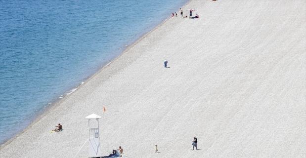 Turizm merkezi Antalya'da