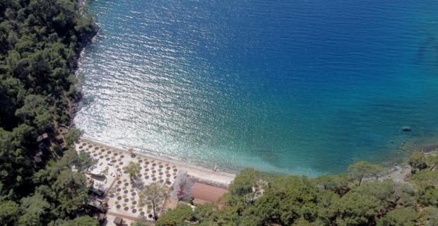 Turizm merkezleri Antalya ve Muğla'da