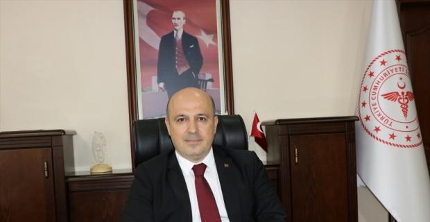 Adana Sağlık Müdürü Halil Nacar'dan sırası gelenlere