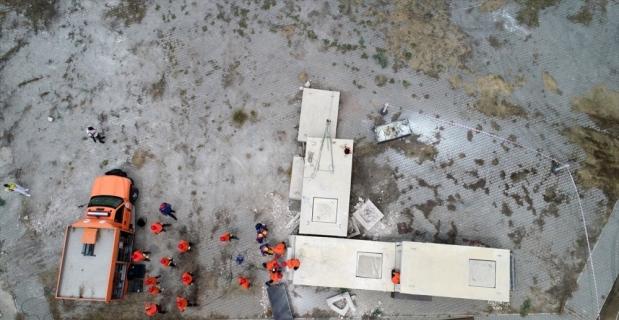 Adana'da deprem tatbikatı yapıldı