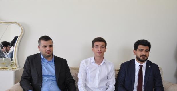 AK Parti Gençlik Kolları Genel Başkanı İnan: