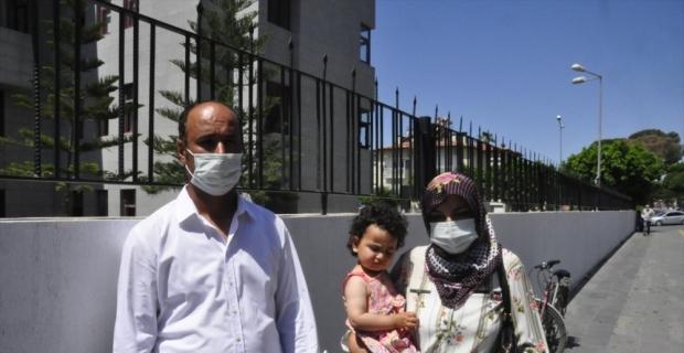 Antalya'da bir kadının biber gazıyla etkisiz hale getirilip darbedildiği iddiası