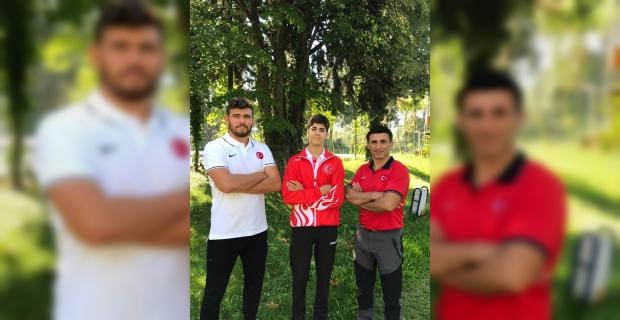 Elmalı Güreş Eğitim Merkezinin iki sporcusu milli takıma çağrıldı