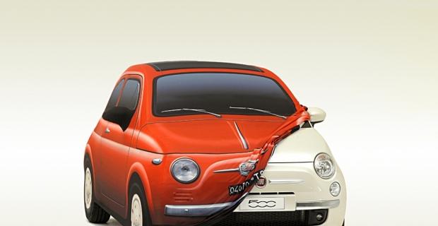 Fiat 500, ADI Tasarım Müzesi'nde