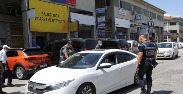 Hatay'da drone destekli trafik denetiminde 11 sürücüye 15 bin 337 lira ceza verildi