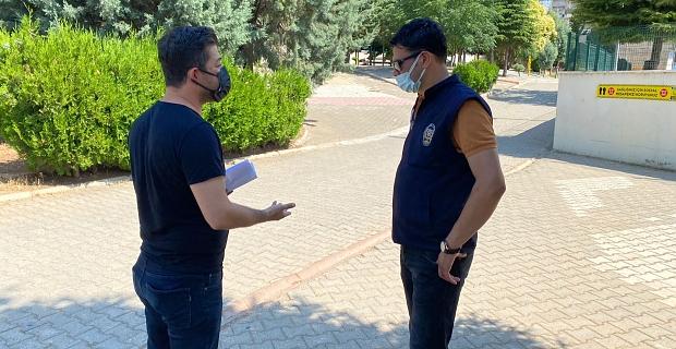 Kahramanmaraş'ta YKS heyecanı sürüyor