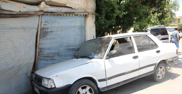 Serik'teki trafik kazasında 3 araç hasar gördü